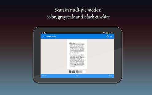 Fast Scanner : Free PDF Scan 9