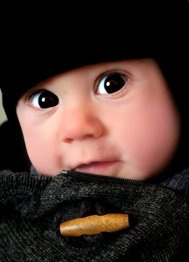 Little smiles means so much by Caroline Ström - Babies & Children Child Portraits