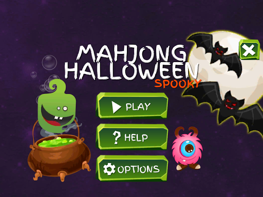 Mahjong Spooky - Monster & Halloween Tilesud83dudc7bud83dudc80ud83dude08 modavailable screenshots 9
