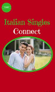 Italian Singles Connect - náhled
