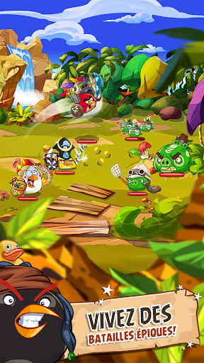Angry Birds Epic RPG  captures d'u00e9cran 2