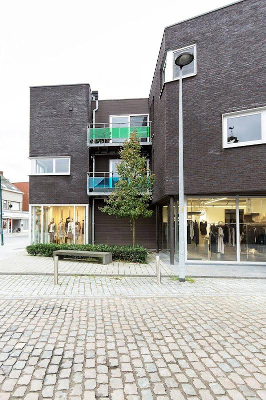 Verrassend appartementsgebouw Heist-op-den-Berg nieuwbouw