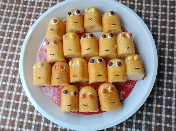 """Once you have given the """"Minions"""" their eyes and mouths, take some of your..."""