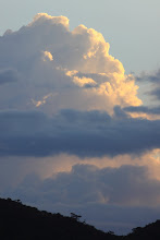 Photo: later afternoon clouds...