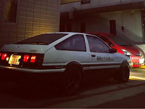 スプリンタートレノ AE86 AE86 GT-APEX 58年式のカスタム事例画像 lemoned_ae86さんの2019年09月27日08:48の投稿