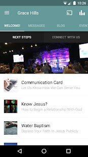 Grace Hills Church of NWA- screenshot thumbnail
