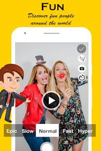 VideoWorld - Social Action Videos - náhled
