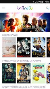 Infinity app su google play - Tavolo n 19 streaming ...