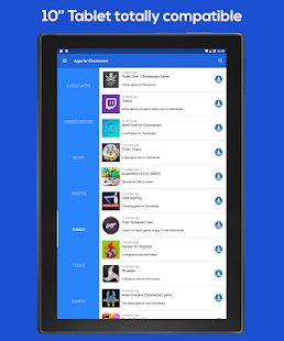 App Apps for Chromecast - Your Chromecast Guide APK for Windows Phone