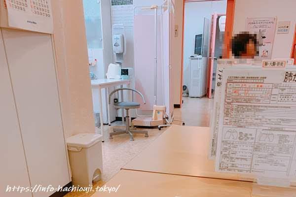 右田健診クリニック 院内の様子
