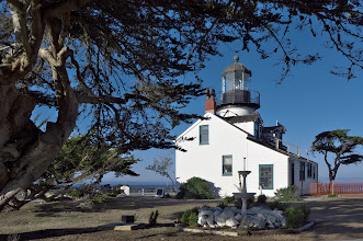 Photo: Point Piños Light Station, Pacific Grove, CA