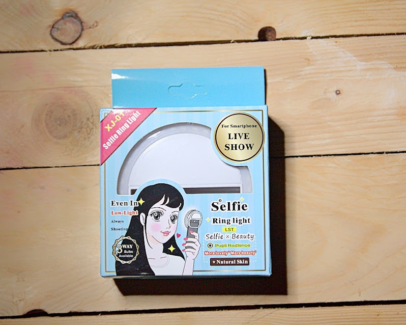 Selfie ring light adalah hot item dipasaran