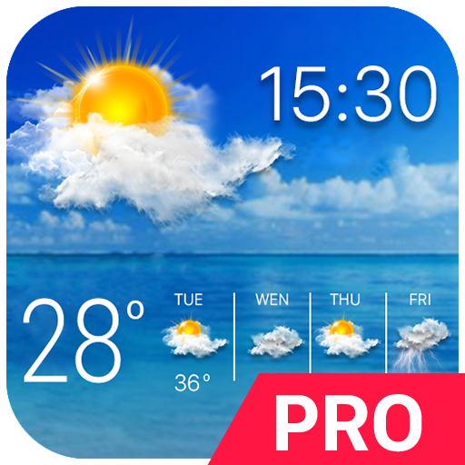 Download best weather local app for Android