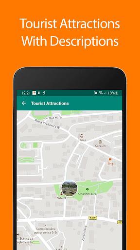 Download Split Offline Map and Travel Guide 1.35 1