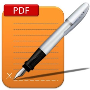 Handwritten PDF e-signatures for pc