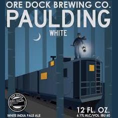 Logo of Ore Dock Paulding White