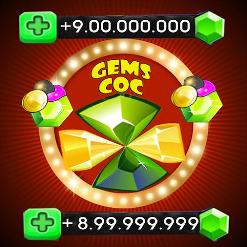 coc unlimited gems app