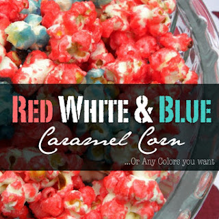 Holiday Caramel Corn