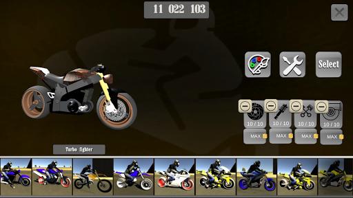 Wheelie King 3D - Realistic free  motorbike racing modavailable screenshots 4