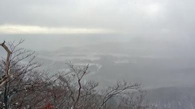 Photo: Bura dere, snijeg pada vodoravno... Lijepo je!
