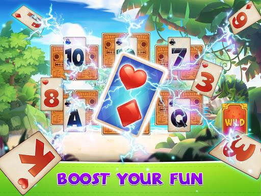 Solitaire TriPeaks Adventure - Free Card Game 2.2.7 screenshots 7