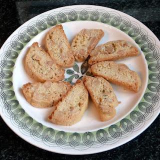 Rich Almond Biscotti