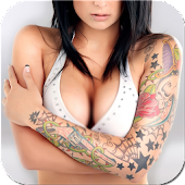 Girls Tattoo Maker & Design