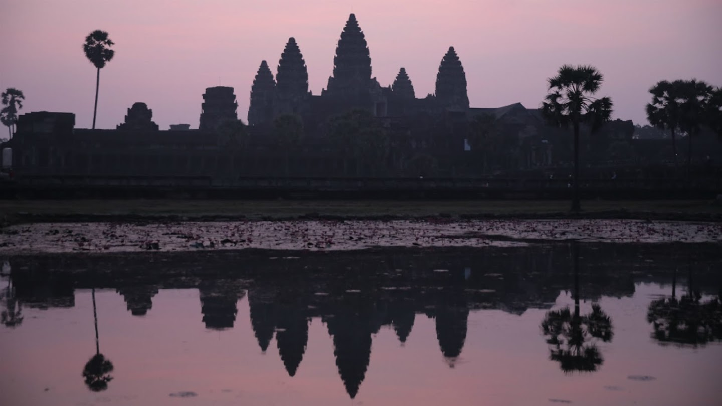 Watch Angkor Revealed live