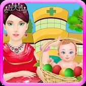 Queen Doctor Baby Games