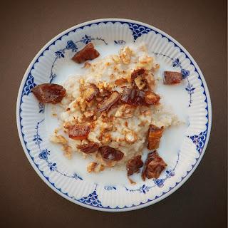 Arabian Mornings Porridge