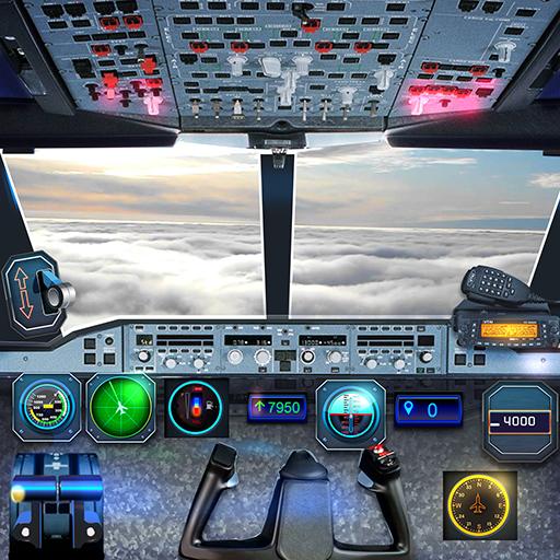 Airplane Pilot Cabin – Flight Simulator 3D file APK for Gaming PC/PS3/PS4 Smart TV