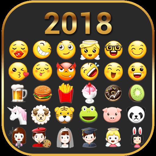 Galaxy Emoji - Emoji Keyboard Icon