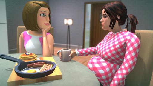 Pregnant Mother Simulator - Virtual Pregnancy Game 1.6 screenshots 4