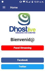 Download dhostlive For PC Windows and Mac apk screenshot 1