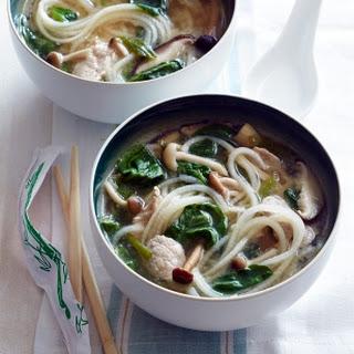 Pork & Turnip Miso Ramen.