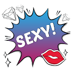 Adult Text Stickers for Chat 3.4