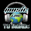 Music Live - Tu mundo icon