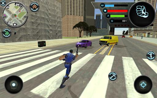 Rope Hero Revolution 1.0 screenshots 2