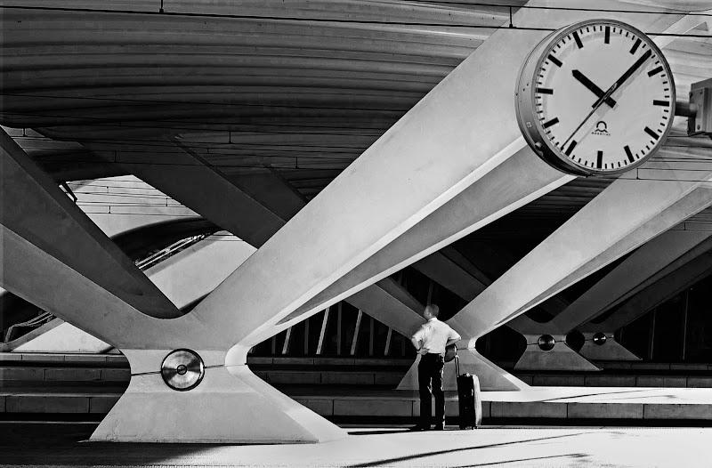 L'attesa. di Aldo Rizzardi