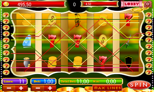 Caesars Monopolys Lots screenshot