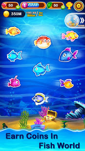Merge Fish Tycoon – Click & Merger Idle Game 1