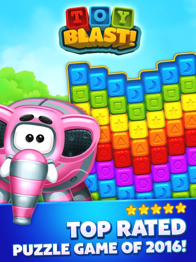 Toy Blast- screenshot