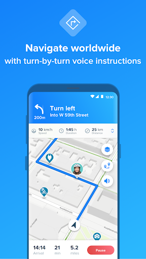 Bikemap - Your Cycling Map & GPS Navigation 10.18.1 screenshots 2