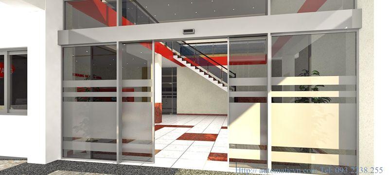 cua tu dong mang đến một không gian tự nhiên cho căn hộ