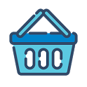 """India's Online Shopping Mall """"I OSM"""" icon"""