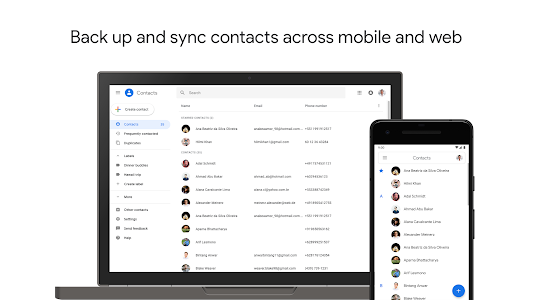 Contacts 3 6 6 254003611 + (AdFree) (4 Variants) APK for Android