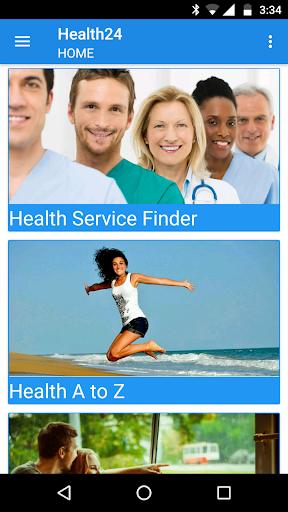 Health24  screenshots 1