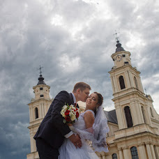 Wedding photographer Vladimir Ezerskiy (Dokk). Photo of 14.07.2017