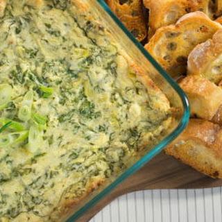 Homemade Olive Garden Spinach and Artichoke Dip Recipe