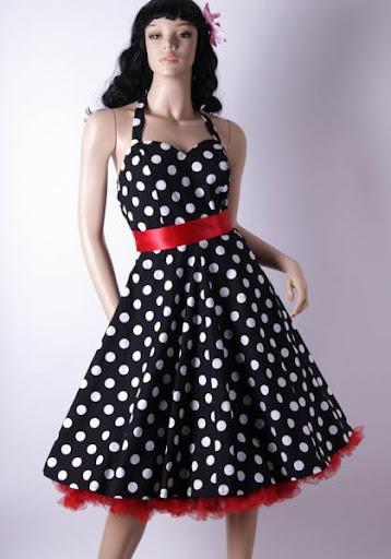 ドットドレス